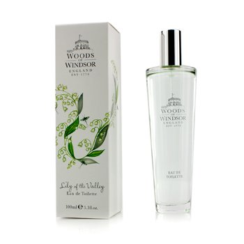Woods Of Windsor Lily Of The Valley Agua de Colonia Vaporizador  100ml/3.3oz