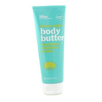 Lemon + Sage Body Butter  200ml/6.7oz