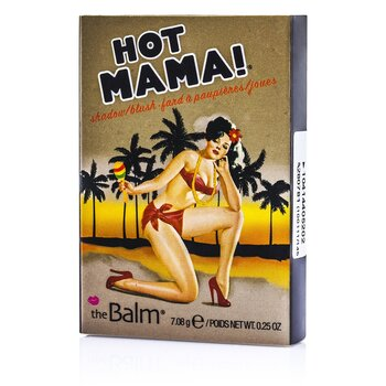 TheBalm Hot Mama! Shadow/ Blush  7.08g/0.25oz