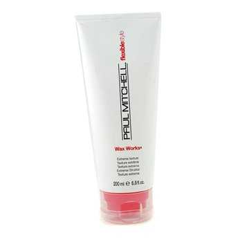Paul Mitchell Wax Works ( Textura Extrema)  200ml/6.8oz