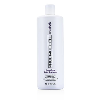 Paul Mitchell Champú Diario Extra Cuerpo ( Volumen )  1000ml/33.8oz