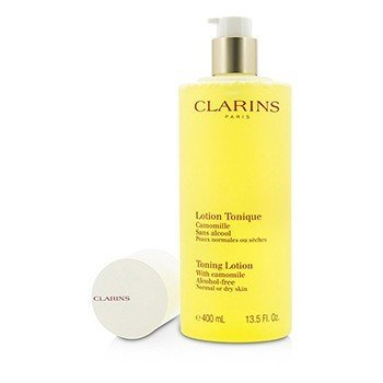 Toning Lotion with Camomile - Normal or Dry Skin  400ml/13.9oz