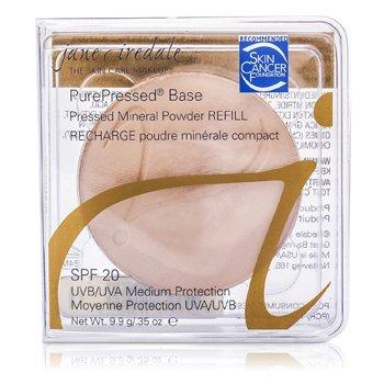 PurePressed Base Pressed Mineral Powder Refill SPF 20  9.9g/0.35oz