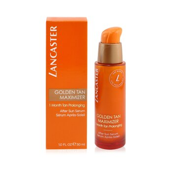 Golden Tan Maximizer 1 Month Tan Prolonging After Sun Serum  30ml/1oz
