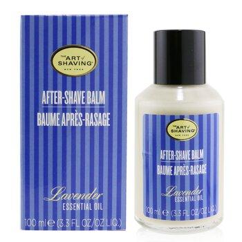 After Shave Balm - Lavender Essential Oil (For Sensitive Skin)  100ml/3.4oz