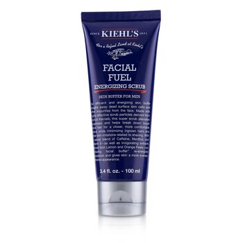 Kiehl's Exfoliante Energizante Facial Fuel  100ml/3.4oz