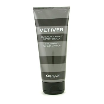 Vetiver All-Over Shampoo  200ml/6.8oz