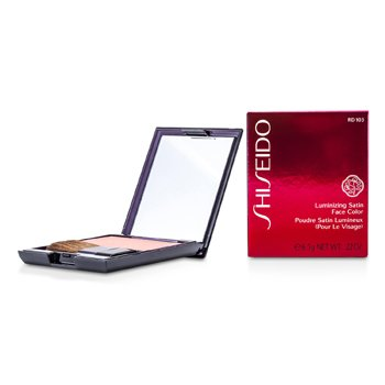 Shiseido Luminizing Satin Face Color - Color Rostro # RD103 Petal  6.5g/0.22oz