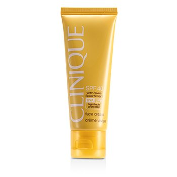 Clinique Sun SPF 40 Face Cream UVA/UVB  50ml/1.7oz