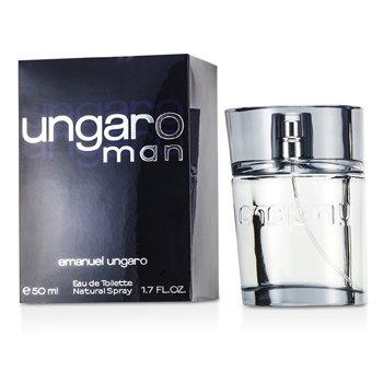 Ungaro Man Eau De Toilette Spray  50ml/1.7oz