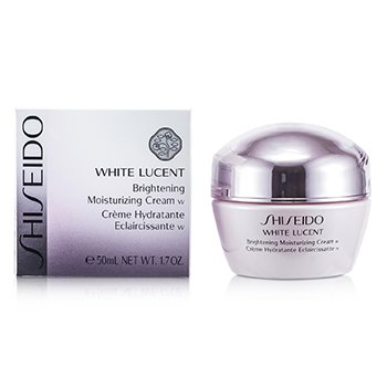 Shiseido White Lucent Brightening Moisturizing Cream W  50ml/1.7oz