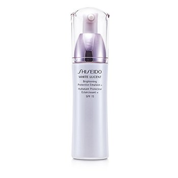 White Lucent Brightening Protective Emulsion W SPF 15  75ml/2.5oz