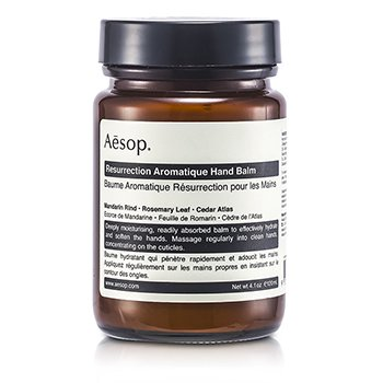 Aesop Resurrection  Aromatik El Balsamı  120ml/4oz
