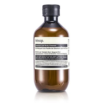 Geranium Leaf Body Cleanser  200ml/7.2oz