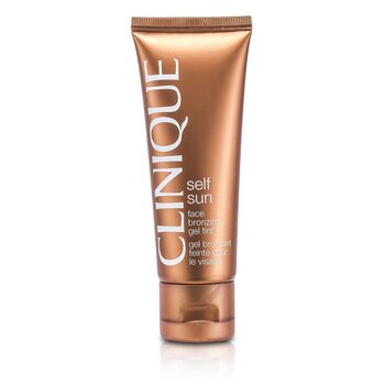 Self Sun Face Bronzing Gel Tint  50ml/1.7oz