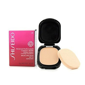 Shiseido Advanced Hydro Liquid Compact Foundation SPF10 Refill - I20 Natural Light Ivory  12g/0.42oz