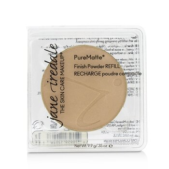 Jane Iredale Pure Matte Finish Rezervă Pudră  9.9g/0.35oz