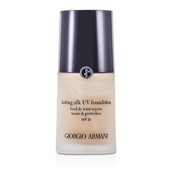 Giorgio Armani Lasting Silk UV Foundation SPF 20 - # 4.5 Sand  30ml/1oz