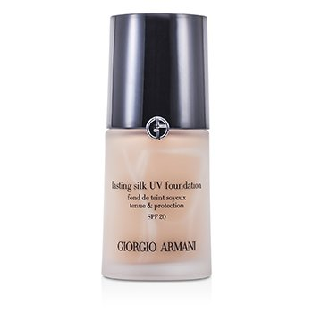Giorgio Armani Lasting Silk UV Foundation SPF 20 - # 5 Warm Beige  30ml/1oz