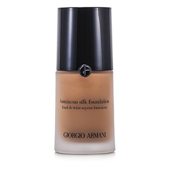 Giorgio Armani Base Luminous Silk Foundation - # 5.5 (Natural Beige)  30ml/1oz