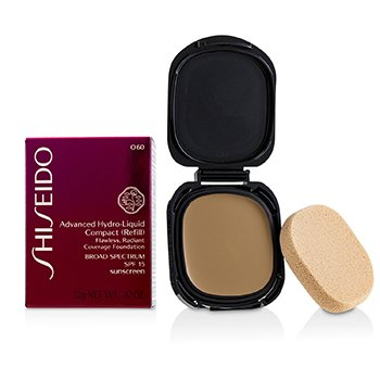 Advanced Hydro Liquid Base de Maquillaje Compacto SPF10 Recambio  12g/0.42oz