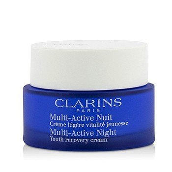 Multi-Active Night Youth Recovery Cream (Normal to Combination Skin)  50ml/1.7oz
