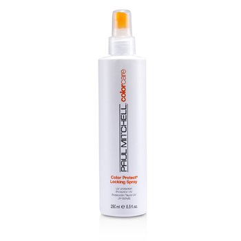 Color Care Color Protect Locking Spray (UV Protection)  250ml/8.5oz