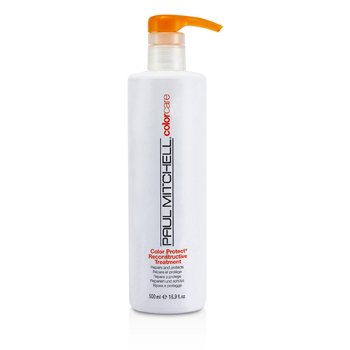 Color Care Color Protect Reconstructive Treatment (Repairs and Protects)  500ml/16.9oz