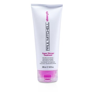 Paul Mitchell Strength Super Strong Treatment (Rebuilds and Restores)  200ml/6.8oz
