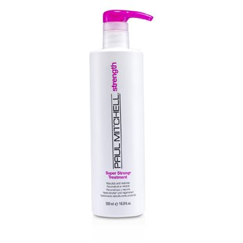 Paul Mitchell Strength Super Strong Treatment (Rebuilds and Restores)  500ml/16.9oz