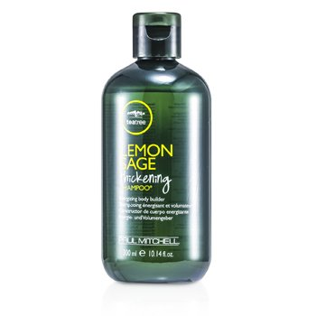 Tea Tree Lemon Sage Thickening Shampoo (Energizing Body Builder)  300ml/10.14oz