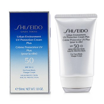 Urban Environment UV Crema Protectora Plus SPF 50 ( Rostro y Cuerpo )  50ml/1.8oz