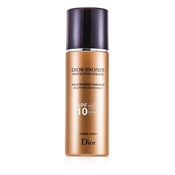 Dior Bronze Voile De Monoi Tan Enhancer Medium Protection SPF10 UVA  200ml/6.7oz