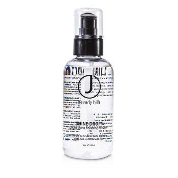 J Beverly Hills Nabłyszczające serum do włosów Shine Drops Light Gloss Finishing Serum  100ml/4oz