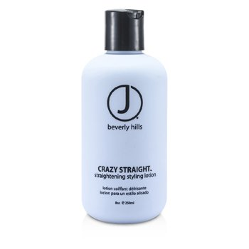 J Beverly Hills Crazy Straight Straightening Styling Lotion  237ml/8oz
