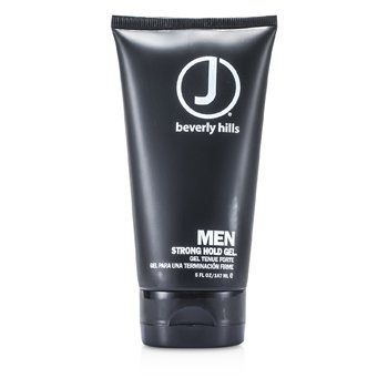 Men Strong Hold Gel 147ml/5oz