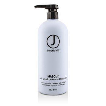J Beverly Hills Masque Tratament Intensiv pentru  Păr şi Scalp  1000ml/32oz
