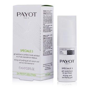 Payot Dr Payot Solution Special 5 Kurutucu ve Arındıcı Özel Jel  15ml/0.5oz