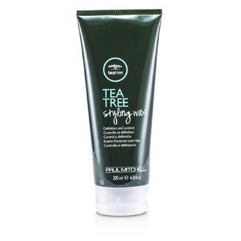 Tea Tree Styling Wax (Definition and Control) 200ml/6.8oz