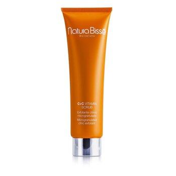 C+C Vitamin Scrub (Tube)  100ml/3.5oz