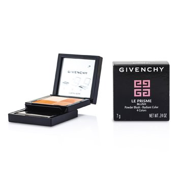 Givenchy Le Prisme Blush Powder Blush - # 23 Aficionado Peach  7g/0.24oz