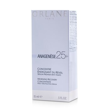 Anagenese 25+ Morning Recovery Concentrate First Time-Fighting Serum  15ml/0.5oz