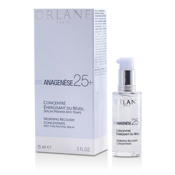 Soro Antiidade Anagenese 25+ Morning Recovery Concentrate First Time-Fighting  15ml/0.5oz