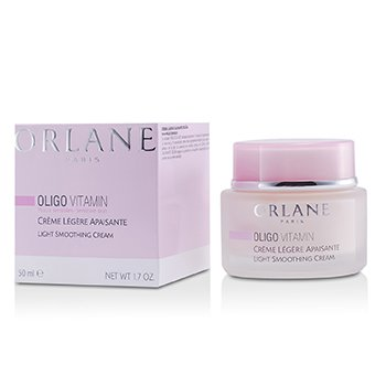 Oligo Vitamin Light Smoothing Cream (Sensitive Skin) 50ml/1.7oz