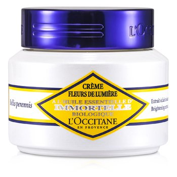 Immortelle Brightening Moisture Cream  50ml/1.7oz