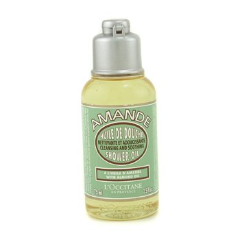 L'Occitane Almond Aceite Ducha ( Travel Size )  75ml/2.5oz