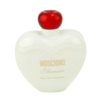 Moschino Glamour Bubble Gel de Ba�o y Ducha  200ml/6.7oz