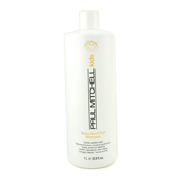 Paul Mitchell Kids Baby Don't Cry Shampoo (Gentle, Tearless Wash)  1000ml/33.8oz