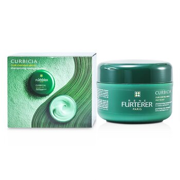 Rene Furterer Curbicia Purifying Clay Champ� ( Cuero Cabelludo Graso )  200ml/7.13oz