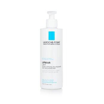 Lipikar Lait Lipid-Replenishing Body Milk  (Severely Dry Skin)  400ml/13.5oz
